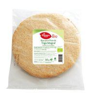 Bases de Trigo Integral para Pizza Bio 2 Unidades de 300g del fabricante El Granero Integral (Panaderia Dietetica)