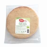 Integral spelled and quinoa bases for pizza 2 und bio - 300 g