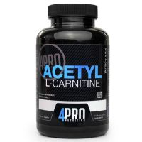 Acetyl L-Carnitina de 90 cápsulas de la marca 4PRO Nutrition