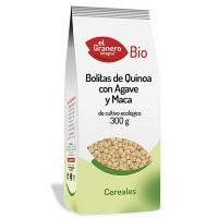 Bolitas de Quinoa con Agave y Maca Bio - 300 g [Granero]