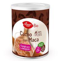 cacao con maca bio. 200 g