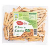 Colines de espelta bio envase de 150 g del fabricante El Granero Integral (Panaderia Dietetica)