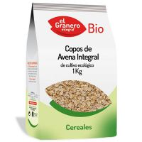 Integral oat flakes bio - 1 kg