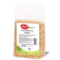 Copos de Avena Integral de 1 kg del fabricante El Granero Integral (Cereales y Legumbres)