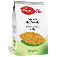Flocons de Maïs Grillés Bio - 400 g