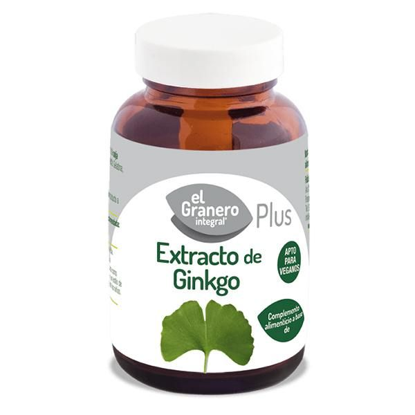 Ginkgo extract - 60 comp