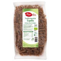 Fusilli de Espelta Integral Bio de 500 g de la marca El Granero Integral (Pasta)
