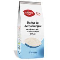 Harina de Avena Integral Bio de El Granero Integral