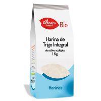 Harina de Trigo Integral Bio - 1 Kg [Granero]