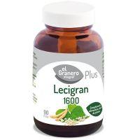 Lecigran 1600 de lecitina de soja de El Granero Integral (Digestivos)