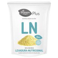 Levadura Nutricional Bio envase de 150 g del fabricante El Granero Integral (SuperFoods)