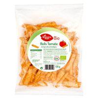 Nachos biorolls con tomate bio de 125 g de El Granero Integral (Aperitivos para picar)