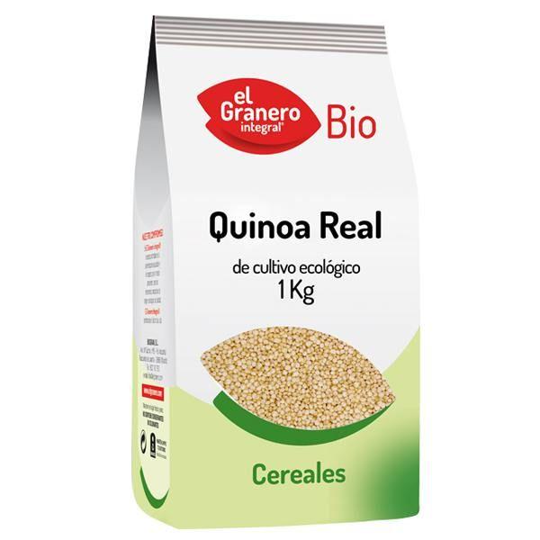 Quinoa Real Bio de El Granero Integral