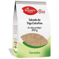 Salvado de Trigo Extrafino Bio de 350 g del fabricante El Granero Integral (Cereales y Legumbres)