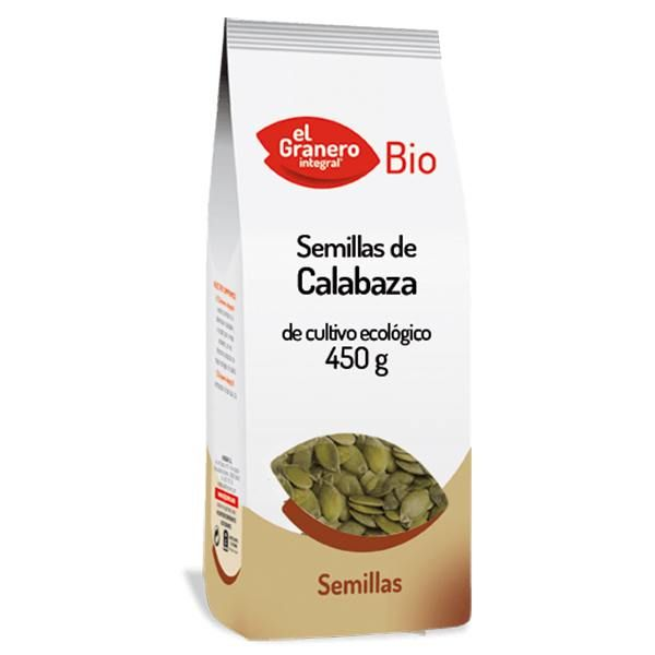 Pumpkin seeds bio - 450 g