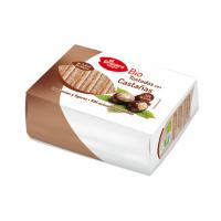 Tostadas de Castaña sin Gluten Bio envase de 90 g de El Granero Integral (Panaderia Dietetica)