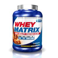 Whey Matrix de 2.3kg de Quamtrax (Proteina de Suero Whey)