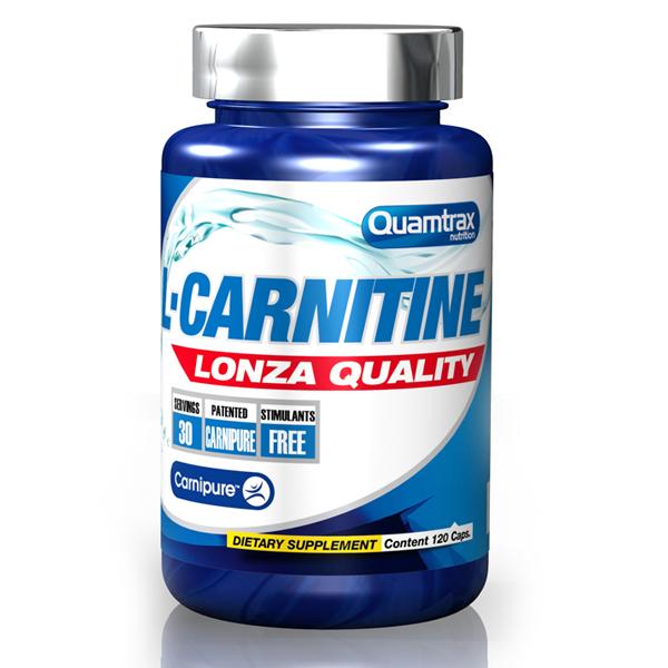 Carnitina Lonza - 120 caps