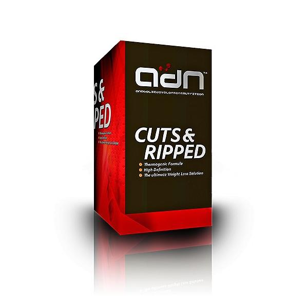 Cuts & ripped - 90 caps