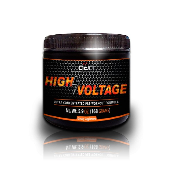 High voltage ultra concentred - 168 g