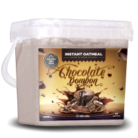 Instant oatmeal de 1900 g de la marca Perfect Nutrition (Harina de Avena Dulce)