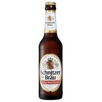 cerveza de mijo premium sin gluten 330 ml bio