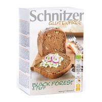 Pan con pipas de calabaza y teff sin gluten bio de 500 g de la marca Schnitzer (Panaderia Dietetica)