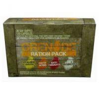 Grenade Ration Pack de 120 cápsulas de Grenade (Complejos Multivitaminicos)