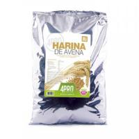 Harina de Avena envase de 1kg de la marca 4PRO Nutrition (Harina de avena Neutra)