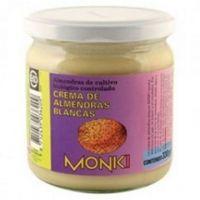 Crema de Almendras sin tostar envase de 350g de Monki