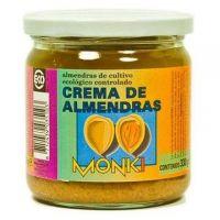 Crema de Almendras 330g de Monki
