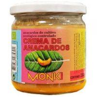 Crema de Anacardos de 330g de la marca Monki (Cremas de otros Frutos Secos)