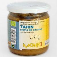 Crema de Sésamo con Sal de 330g del fabricante Monki (Cremas de otros Frutos Secos)