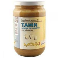 Crema de Sésamo con Sal envase de 650g del fabricante Monki (Cremas de otros Frutos Secos)
