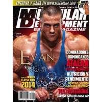 Muscular Development Nº2 Spanish