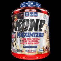 Kong Gainer de 3 kg de la marca BIG (Ganadores de Peso con proteína)