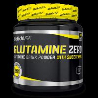 Glutamina Zero de 300g de Biotech USA