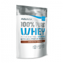 100% Pure Whey envase de 1kg del fabricante Biotech USA (Proteina de Suero Whey)