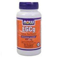 EGCg Extracto de té verde - 90 cápsulas