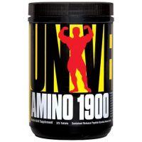 Amino 1900 mg envase de 300 comprimidos de Universal Nutrition (Esenciales e Hidrolizados)