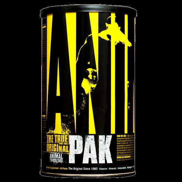 Animal Pak envase de 44 packs del fabricante Animal (Complejos Multivitaminicos)