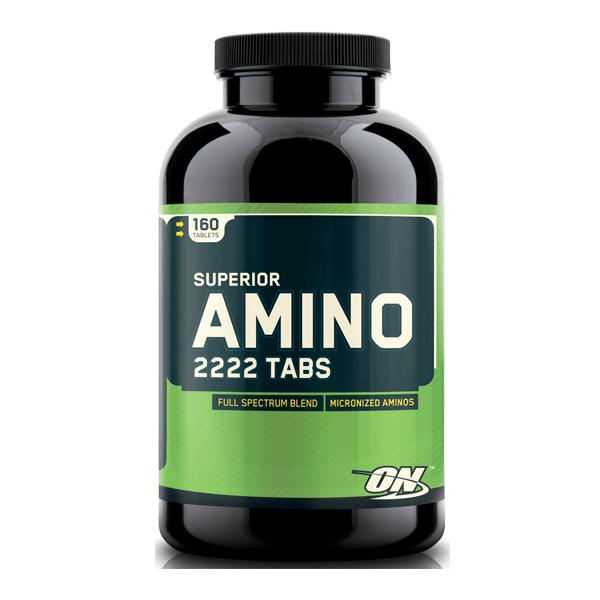 Superior Amino 2222 - 160 tablets