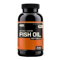 Fish oil - 200 Softgels