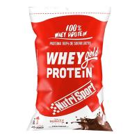 Whey Gold Protein envase de 2000g de la marca Nutrisport (Proteina de Suero Whey)