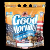 Harina de Avena Good Morning Instant de 1,5kg de la marca Max Protein (Harina de Avena Dulce)