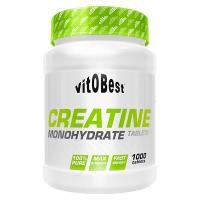 Monohydrate de Créatine Creapure - 1000 tablets