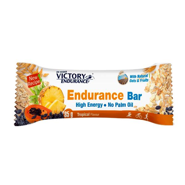 Barrita Endurance Bar envase de 85g del fabricante Victory Endurance (Barritas Energéticas)