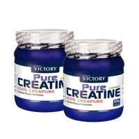 envase de pack duo pure creatine de Victory Weider (Creatina Monohidrato)