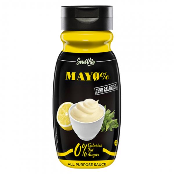 Mayonesa 0% - 305 ml [servivita]