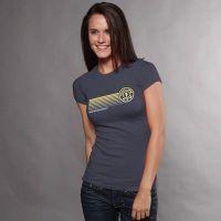 camiseta chica retro motion